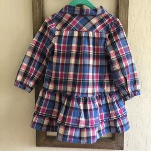 GAP Dresses - Baby Gap Plaid Dress